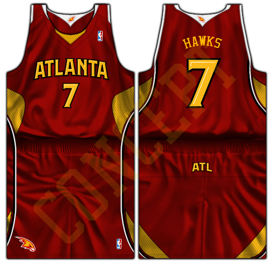 Atlanta Hawks - Concepts - Chris Creamer s Sports Logos Community ... 8cad34440