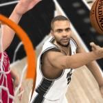 NBA 2K11: Tony Parker