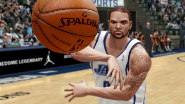 NBA Live 10: Deron Williams