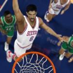 NBA 2K12: Julius Erving