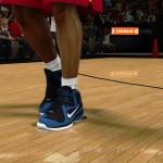 NBA 2K12: Nike LeBron 9
