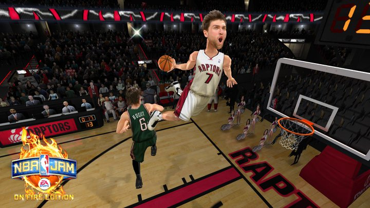 NBA Jam: On Fire Edition Screenshots   NLSC