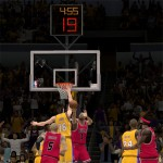 Bulls vs Lakers in NBA 2K12