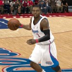 Chris Paul on the Clippers in NBA 2K12