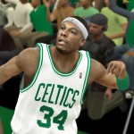 NBA 2K12: Paul Pierce Punch
