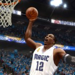 Dwight Howard in NBA Live 10