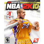 NBA 2K10 Cover Art
