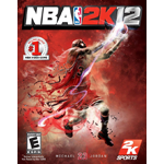 NBA 2K12 Cover Art