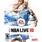 NBA Live 10 Cover Art