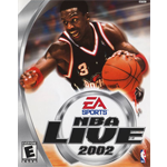 NBA Live 2002 Cover Art