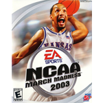 NCAA March Madness 2003 Cover Art