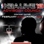 NBA Live 13 Advisory Council