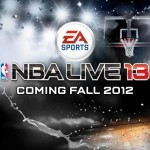 NBA Live 13 - Coming Fall 2012