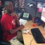 Mark Bennett, software engineer on NBA Live 13