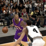 Kobe Bryant in NBA 2K12