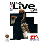 NBA Live 96 Cover Art