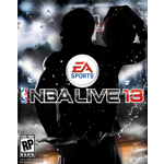 NBA Live 13 Placeholder Cover Art