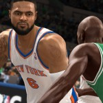 NBA Live 13 - Chandler vs Garnett