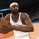 NBA Live 13 - Baron Davis Close Up