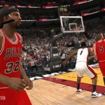 NBA Live 13 - Bulls vs Heat