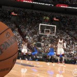 NBA Live 13 - Ball Artistic Shot