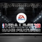 NBA Live 13 Game Features