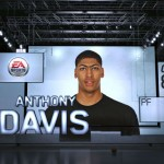 Anthony Davis - 80 Overall Rating in NBA Live 13