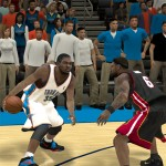 Durant vs LeBron in NBA 2K12