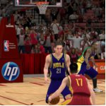 NBA 2K12 - Lin on Rockets