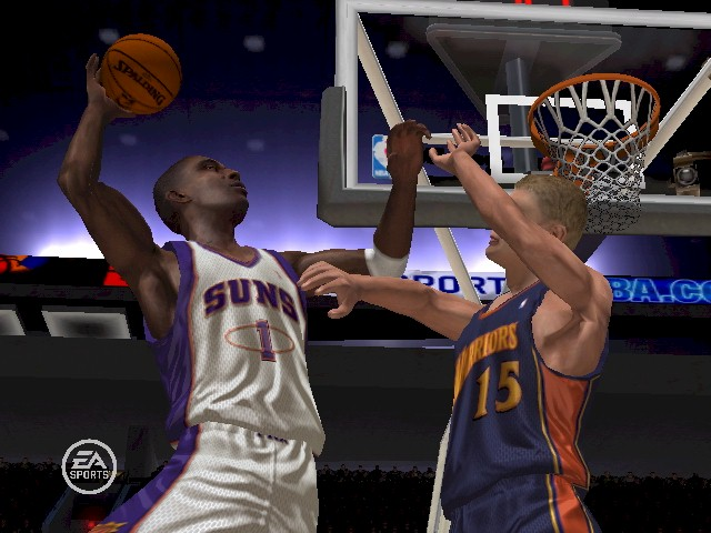 NBA Live 08: Amar'e Stoudemire (PS2)