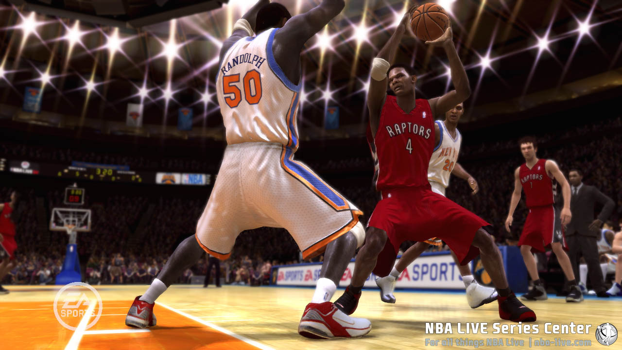 NBA Live 08: Chris Bosh