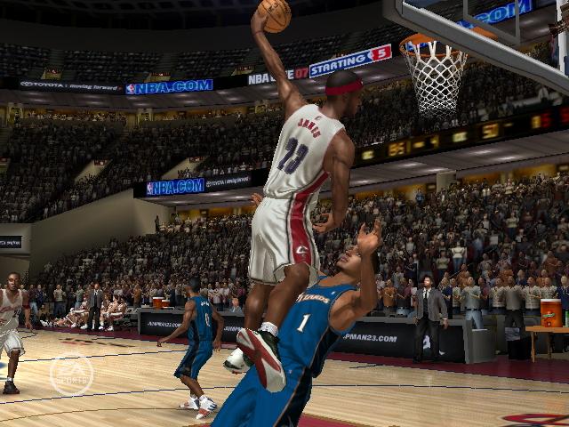 NBA Live 07: LeBron James (PS2)