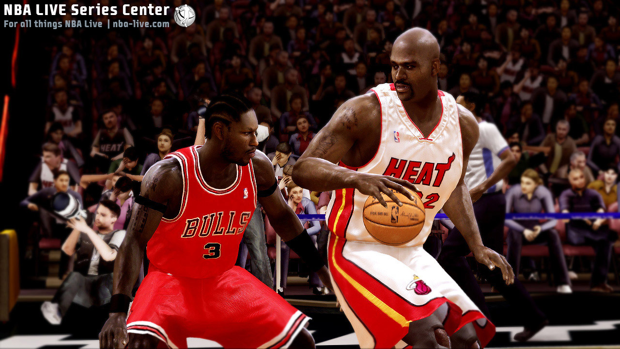 Nba live 08 shaquille o 39 neal nlsc for Where does shaq live