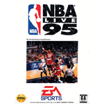 NBA Live 95 Cover Art