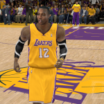 Dwight Howard on the Lakers in NBA 2K12