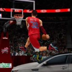 NBA 2K13 - Blake Griffin in the Dunk Contest