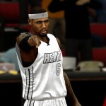 NBA 2K13 - Knicks vs Heat