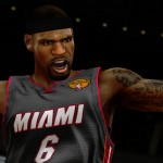 NBA 2K13 - LeBron James