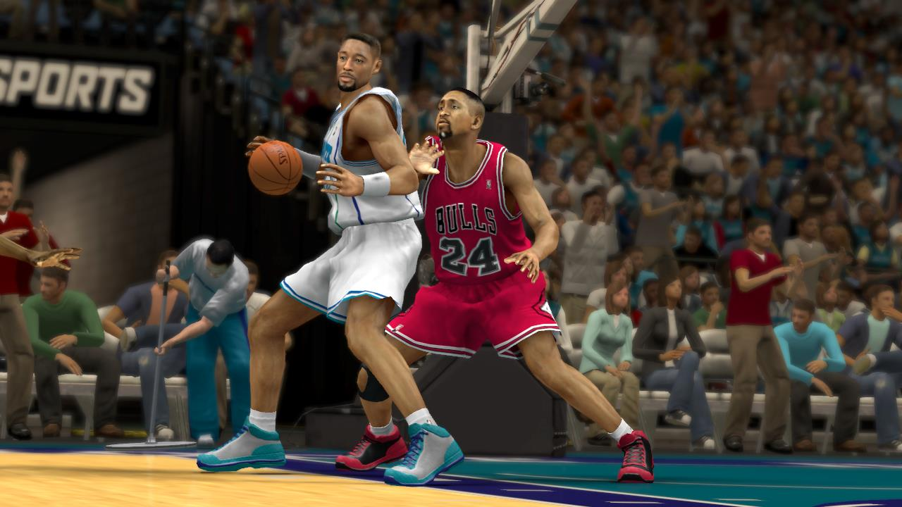 NBA 2K13 Alonzo Mourning