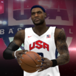 Team USA in UBR V27 for NBA 2K12 PC
