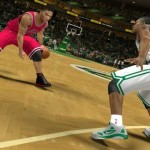 NBA 2K13 Wii U - Derrick Rose & Paul Pierce