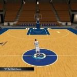 College Hoops 2K12 - Duke Screenshot