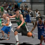 The first NBA Street 2K13 screenshot, by JaoSming.