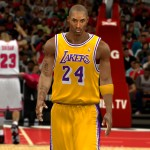 Kobe causing MJ some frustration, by tnt23.