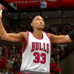 Scottie! Obviously happy to be in 2K13 at all, by tnt23.
