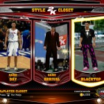 NBA 2K13 MyPLAYER Closet - Opening Night Sale