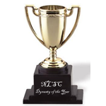 NLSC Dynasty & Association Story of the Year Trophy