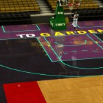 NBA 2K13 Court Editing