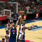Settle the 1992 Dream Team vs Team USA 2012 debate in NBA 2K13.