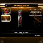 November 10th Update for NBA 2K13